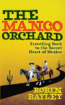 The original hardback design for The Mango Orchard