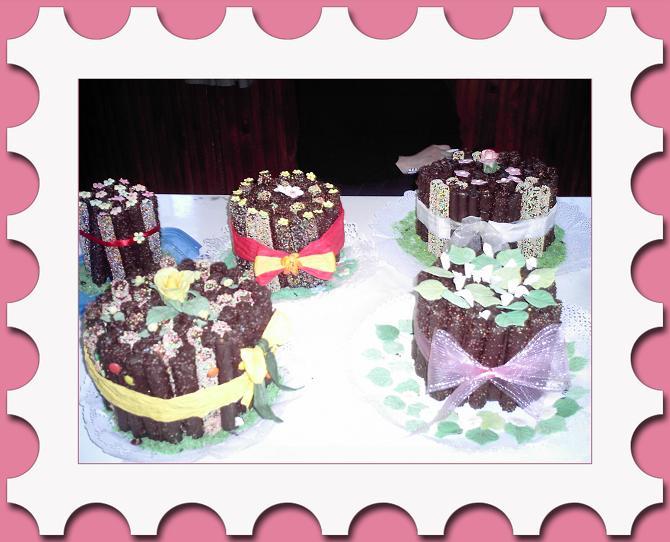 Torta de Cuchuflies