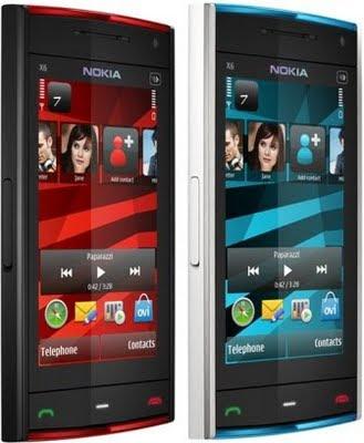 Nokia HyperSix Party