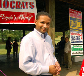 artur davis81708b2 Fmr. Member of the Congressional Black Caucus Finally Understands Why We Need Voter ID Laws