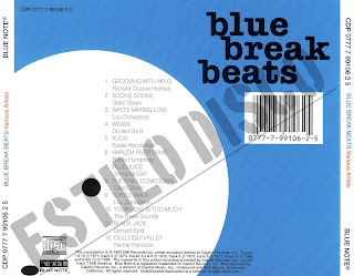 V.A. - Blue Break Beats (CD Blue Note 1992)