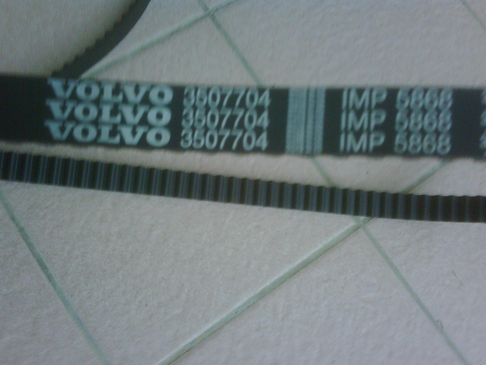 VOLVO 940 LIVE !!: Timing Belt