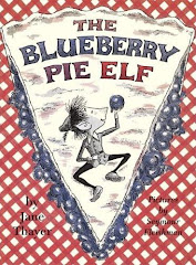 The Blueberry Pie Elf