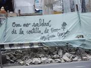 Graffitis de amor en la ciudad de Buenos Aires (y aledaños) bolivia