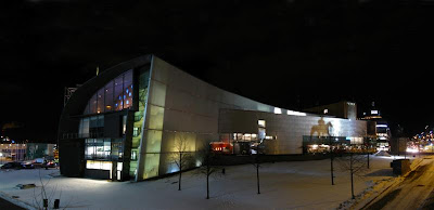 Museo Contemporáneo del Arte Kiasma