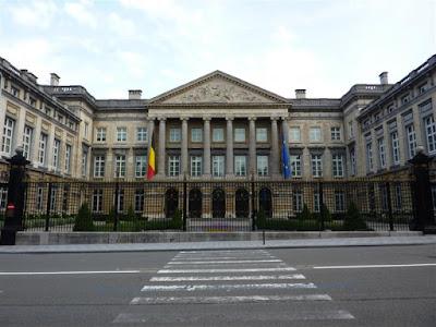 Palacio de la Nación de Bruselas
