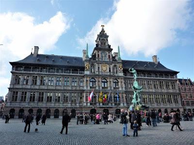Ayuntamiento (Stadhuis) de Amberes