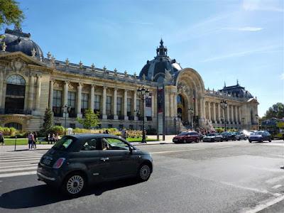 Pequeño Palacio (Petit Palais) de París