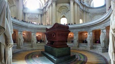 Mausoleo de Napoleón en París