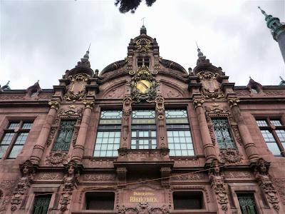 Biblioteca de la Universidad de Heidelberg