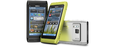 Nokia N8 specifications
