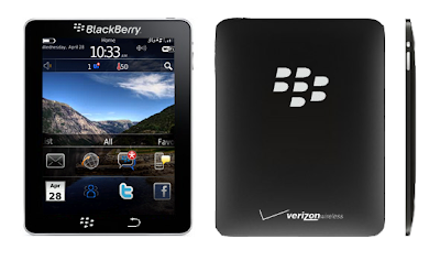 BlackPad from RIM BlackBerry