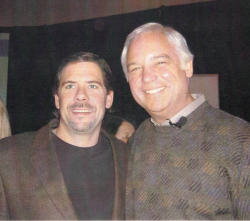 Charlie Collins and Jack Canfield