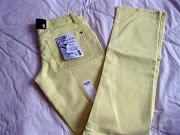 Jeans Vans de Mujer Amarillo Talle 5. Publicado por Parker board shop en 11: .