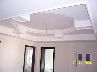 alçıpan tavan örnekleri 3