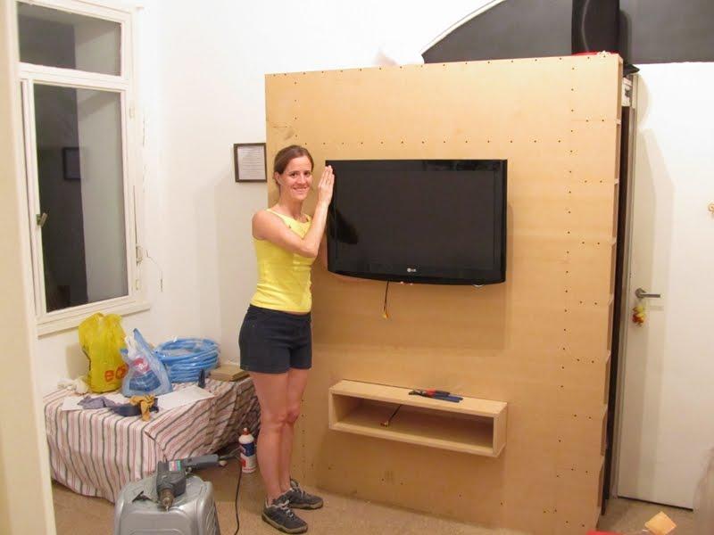Como hacer un mueble y no morir en el intento una etapa for Como barnizar un mueble ya barnizado