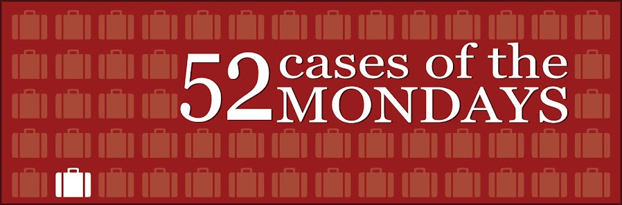 52 Cases of the Mondays
