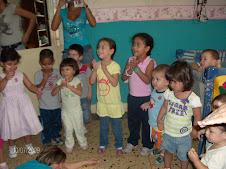 Rondas de niños(as)