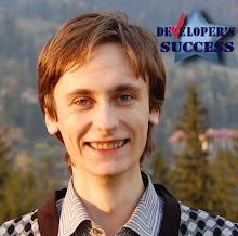 Person you see is Andriy Buday - Software Developer
