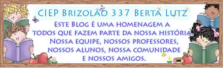 CIEP Brizolão 337 Berta Lutz