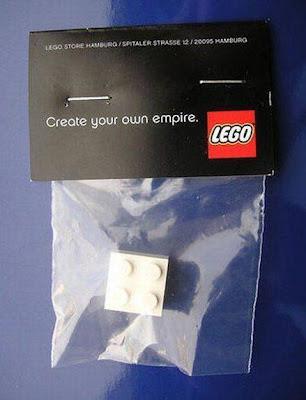 LEGO Amostra Grátis