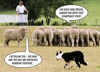 Conspiração do Cachorro com o Humano