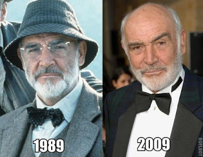 Sean Connery 1989 - 2009