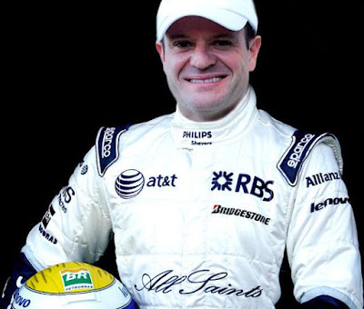 Barrichello na Williams