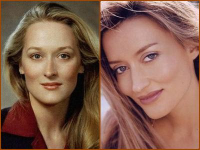 Meryl Streep & Natascha McElhone