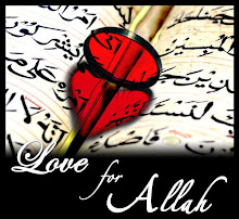 my love only to Allah...