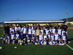Escaloes Formação 2008/09