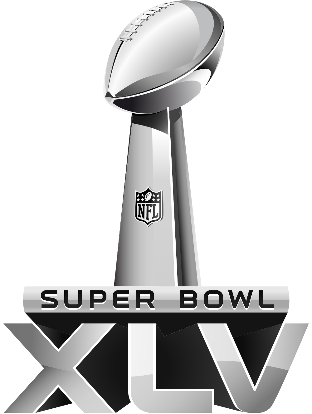 Super Bowl 45 Logo The Wearing Of the Gre...