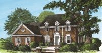 Historic House Plans | House Plans with a Point of View from