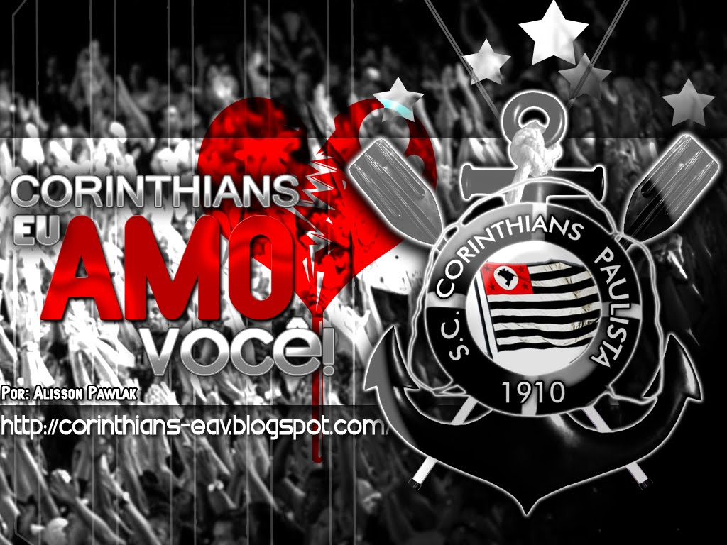 Wallpaper   Blog CORINTHIANS  Eu Amo Voc    1