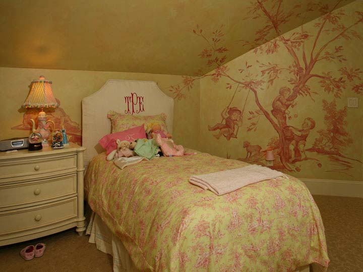 French Country Girls Room Heather Greenwood