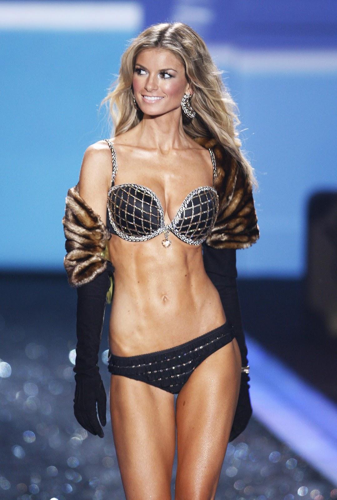 Marisa Miller Victoria S Secret Fashion Show