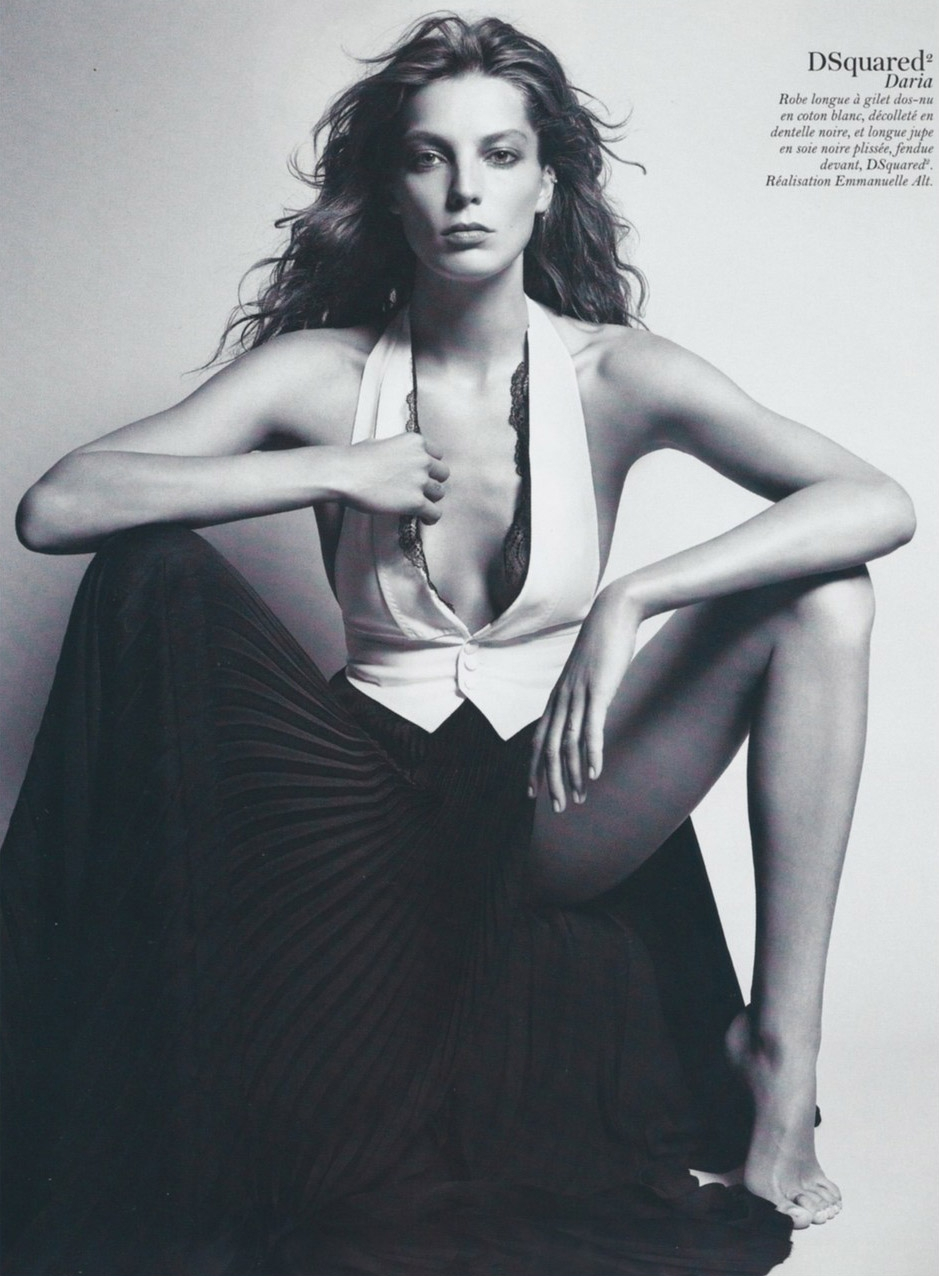 Celebrity Daria Werbowy nude (91 photo), Tits, Cleavage, Twitter, legs 2017