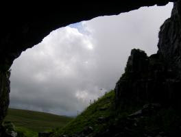 Victoria Cave, near Settle