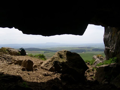 Benscar Cave, Yorkshire Dales