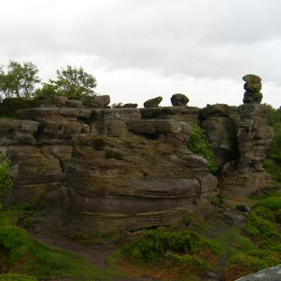 Brimham Rocks, Yorkshire Dales