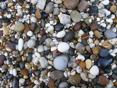Pebbles at Flamborough Head