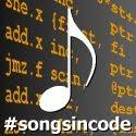 #songsincode