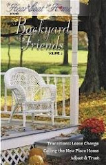 "You Can Find My Articles in Issues of ""Backyard Friends."""