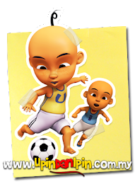 Upin Ipin Football