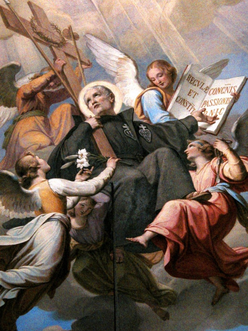 st paul of the cross miracles of the crucifix in the life of st
