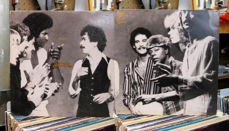 Curtis Collects Vinyl Records Santana Inner Secrets Photomerg