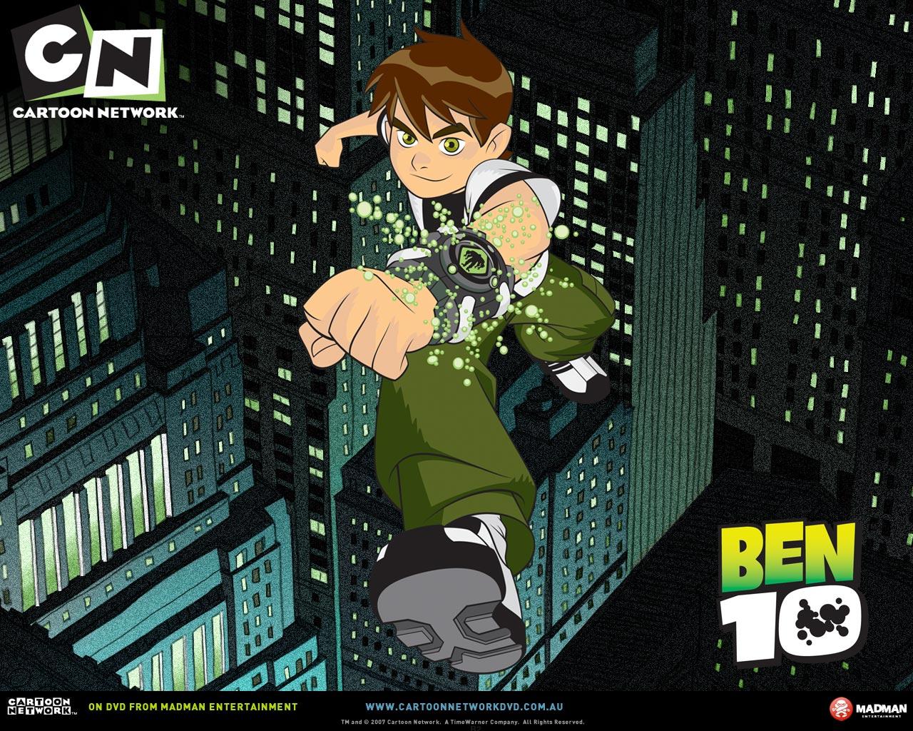 Benjamin Saga: Ben 10 Images