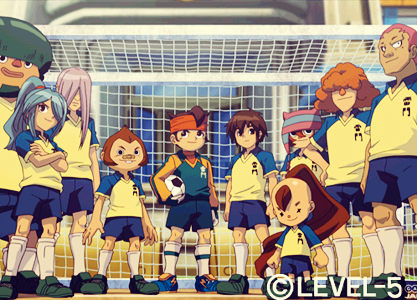 wallpapers of inazuma eleven. InAzuma ElevEn Images and