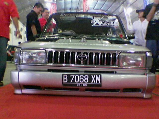 Picture of Modifikasi Mobil Ceper