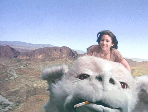 den hvide hest Randers